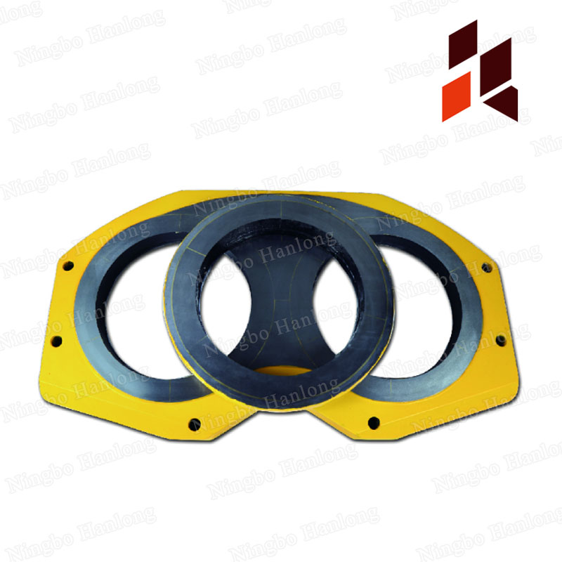PM wear plate and ring