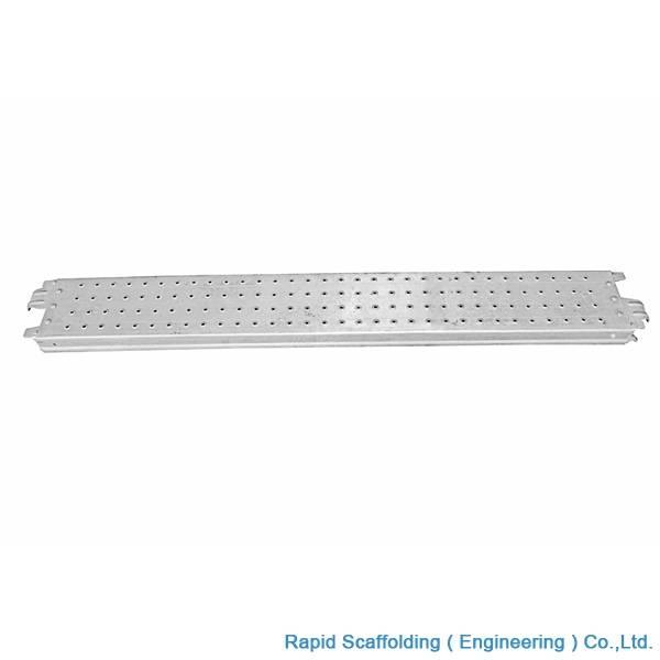 Scaffolding walk board