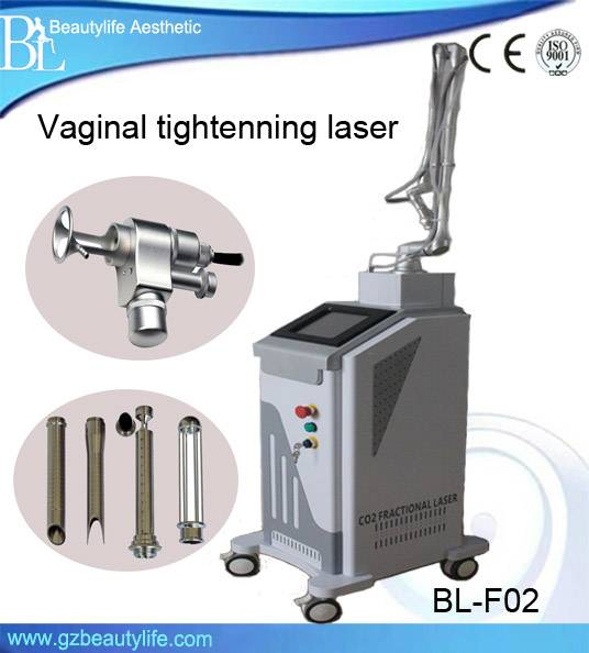 Medical Laser RF Fractional CO2 Laser Beauty Salon Equipment