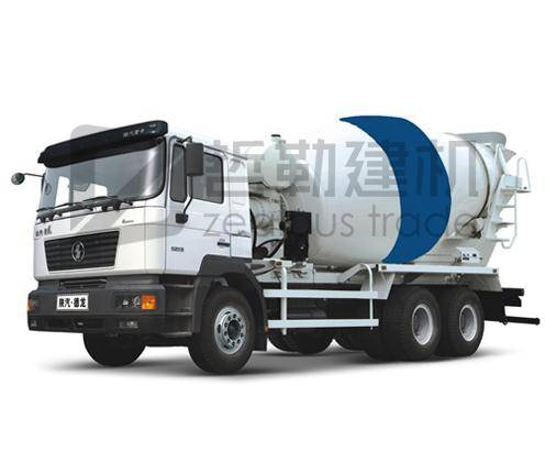 Concrete Transportation Truck