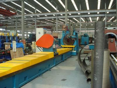 CNC screen mesh welding machine