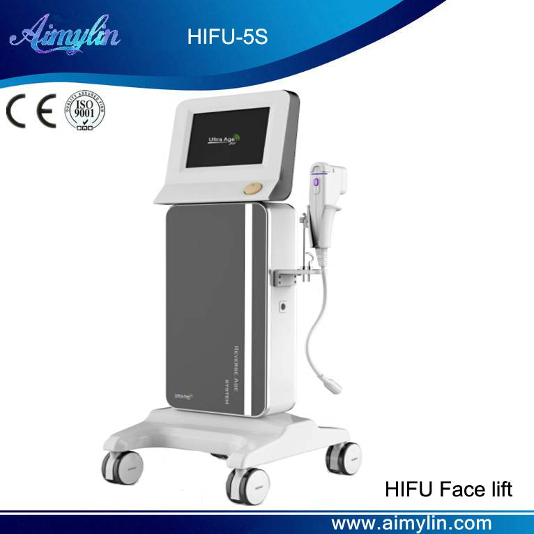 HIFU-5S New HIFU for wrinkle removal system