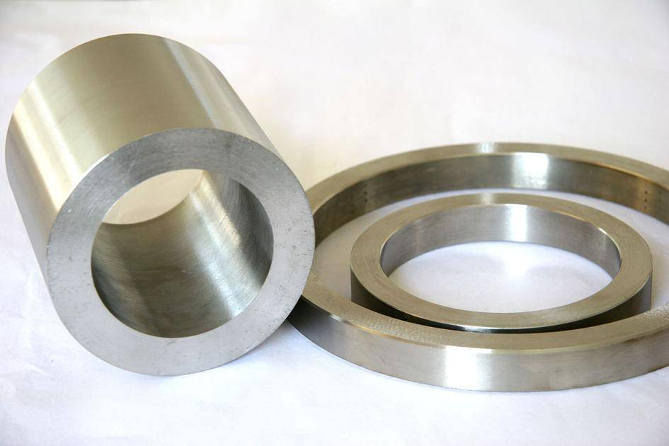 CP Ti 6al4V Titanium Forged Ring, Titanium Loop, Ti Forgings