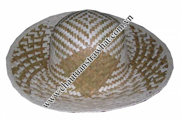 Straw hat for lady