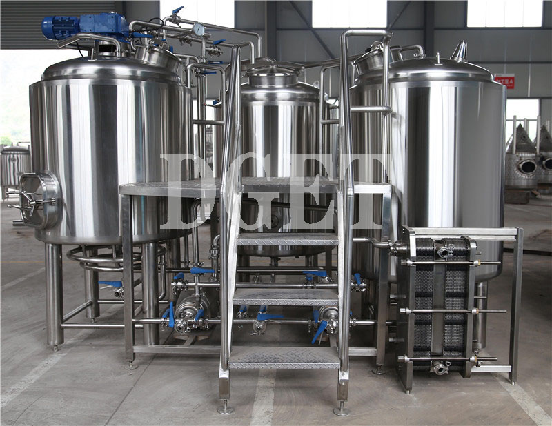 5bbl brewing system stainless steel home customized beer machine for sale