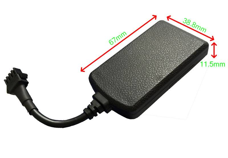 Vehicle/motorbike GPS tracker
