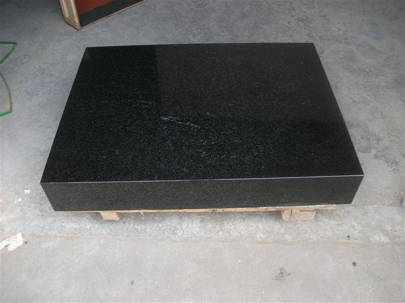 in line with the standards of advanced countries Measuring Granite Surface Plate