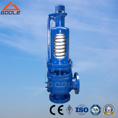 A48SB High temperature and high pressure safety valve