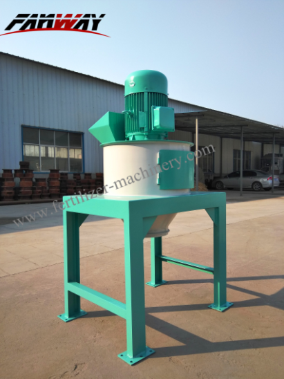 Compound&Organic Fertilizer Chain Crusher