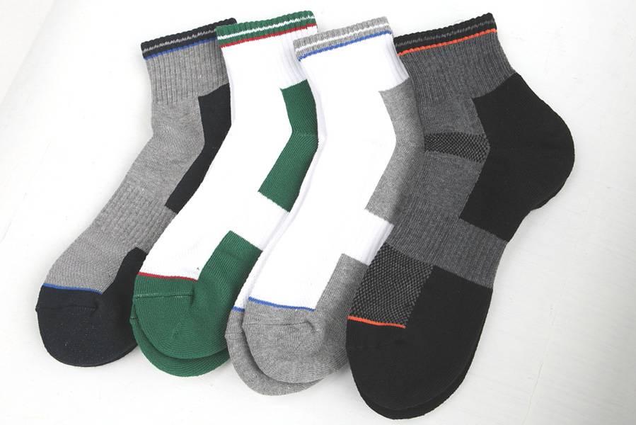 Sporting Socks – Towel aircushion