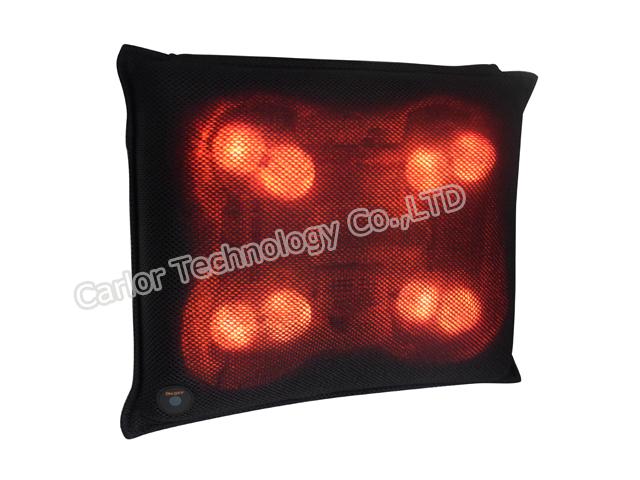 CL-749 Shiatsu Massage Pillow with heat