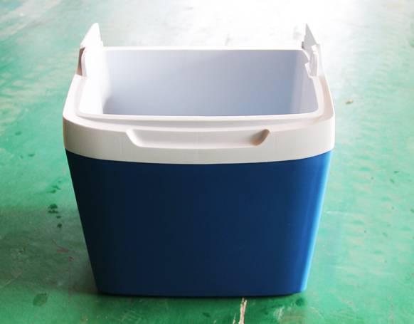 EPS Vehicle mounted insulation box