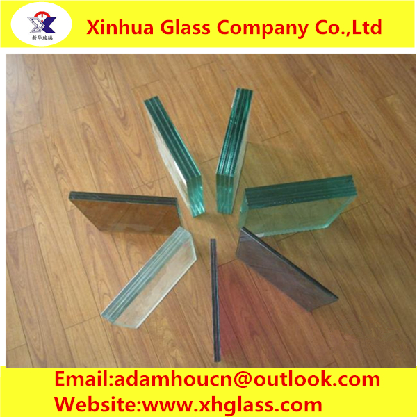 laminated glass for stairs_6.38mm laminated glass_6.38mm~12.38mm Laminated Glass