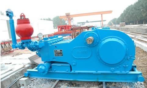 DSF-800 mud pump