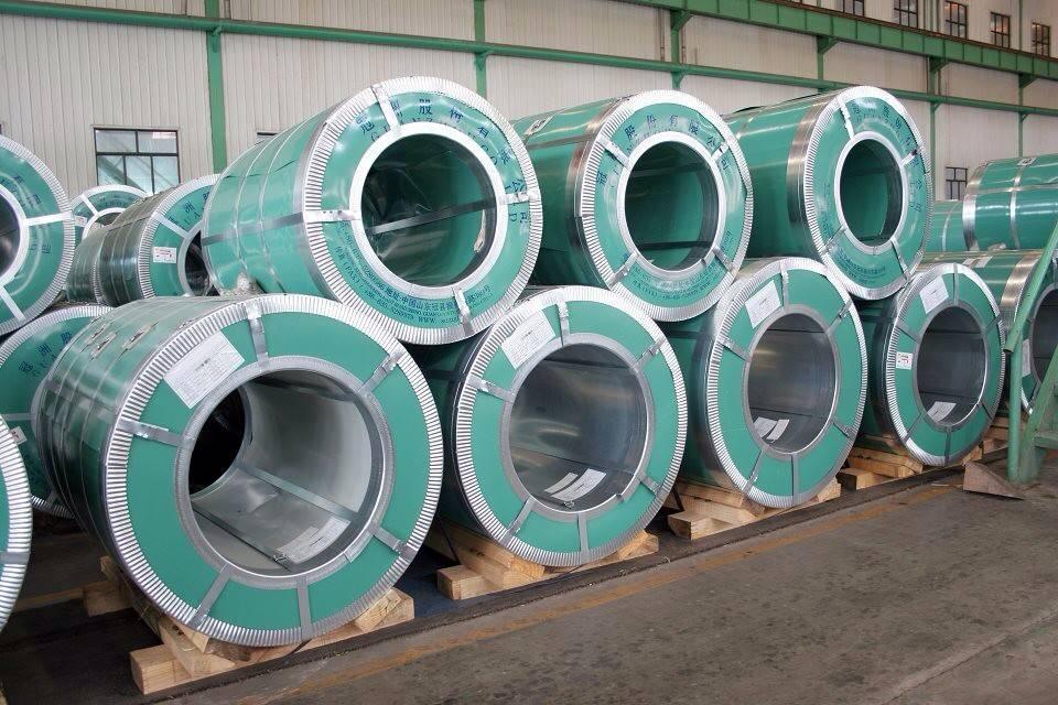 SGCC galvalume steel coil