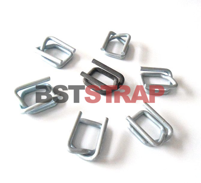 BST Buckle Strap Galvanized Cord Strapping Wire Buckle Steel Buckles