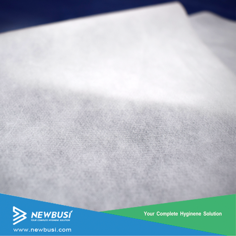 cheap price underpads raw materials with hydrophilic nonwoven