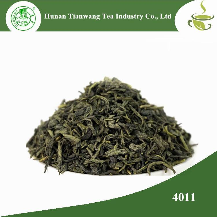 Chinese special grade chunmee green tea 4011