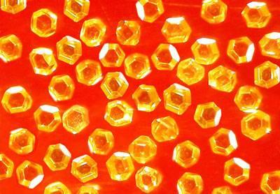 Synthetic Diamond Crystal