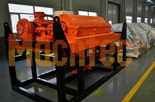 MACHTEC 355*1257 Decanter centrifuge for waste management