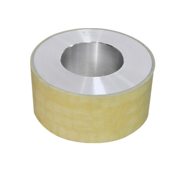 1A1 Vitrified Bond Diamond centerless Wheel For Precision Grinding Of PDC cutting