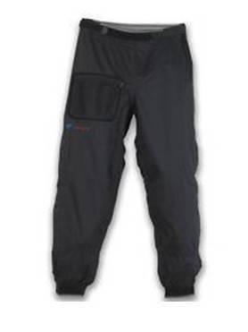 Black Ultra Splash Paddling Dry Wear Pants,kayak pants,pants