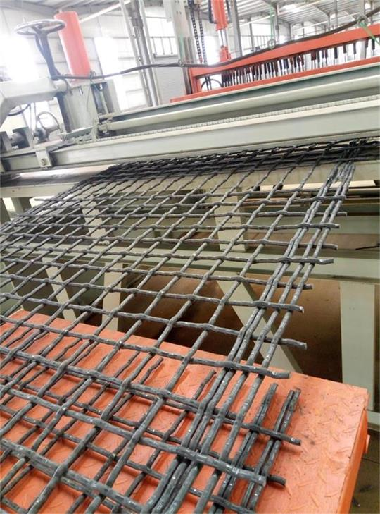 crimped wire mesh used in mining quarry made in china