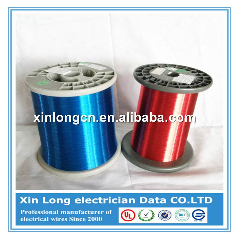 Quality Assurance EIW/AIW Overcoat  Winding Wire Insulated Copper Wire Prices