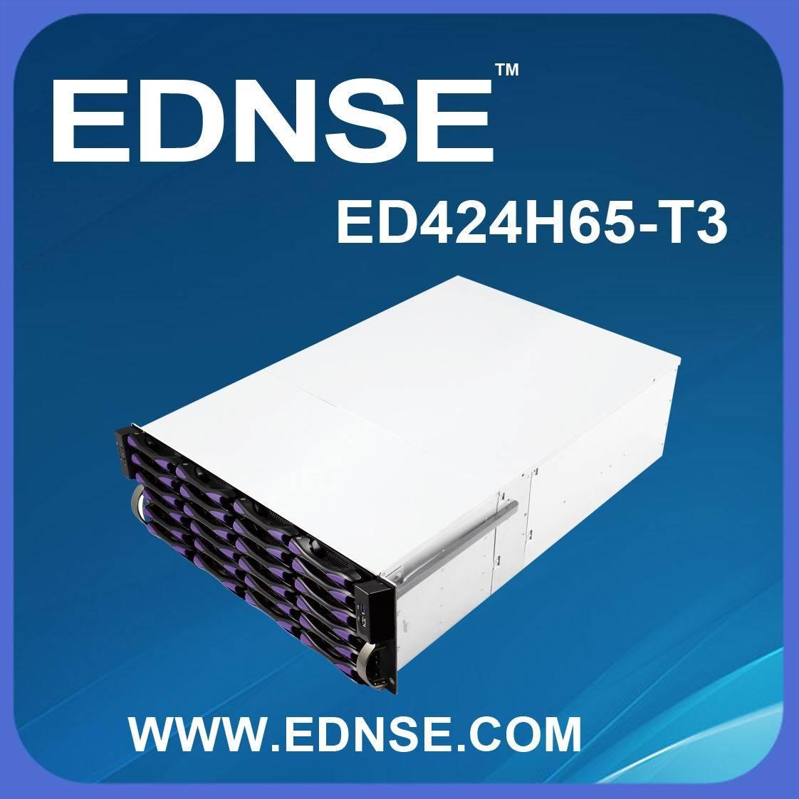 High quality 4U rack server case