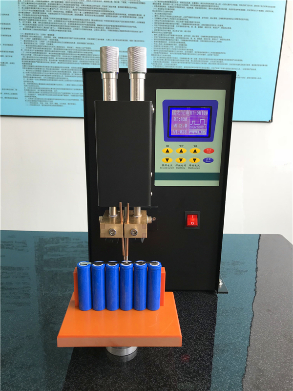Professional energy storage DC spot welding machine is affordable