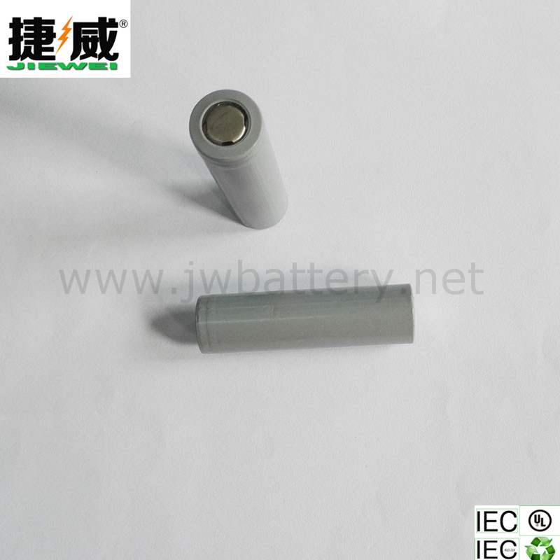 Manufacturer High End Rechargeable Lithium Ion Battery, Li Ion Battery JW 18650 3.7V