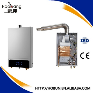 balance type constant temperature gas water heater