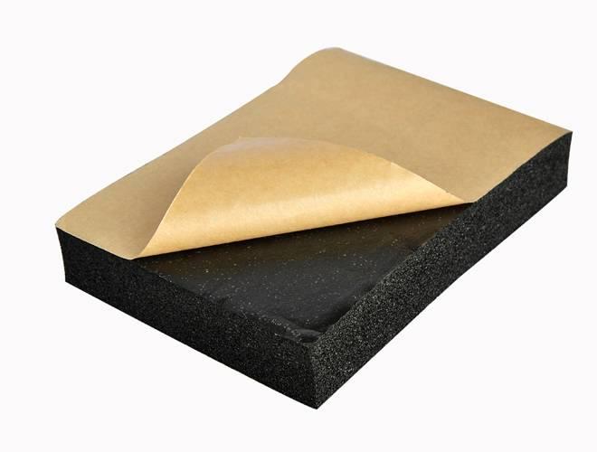 good quality soundproof foam for car sound deadener soundproof foam