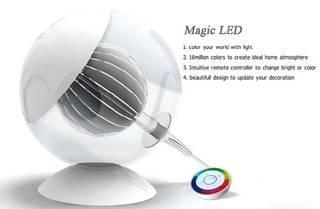 LED Magic Lamp Living Colors
