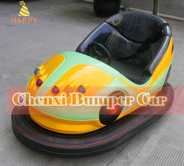 Amusement Equipment Kiddie Rides Manufacturer Happy Bumper Car  for Playground