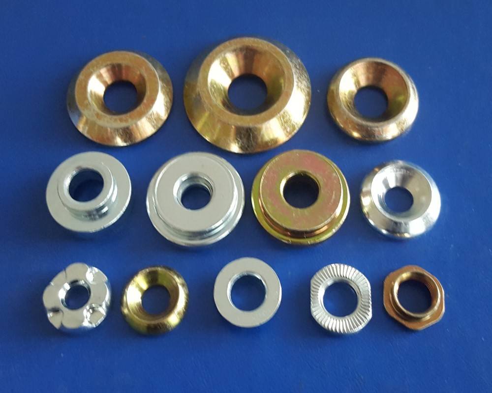 Special Forged and Turned metal parts made in Malaysia.