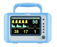 Tabletop ETCO2 Monitor