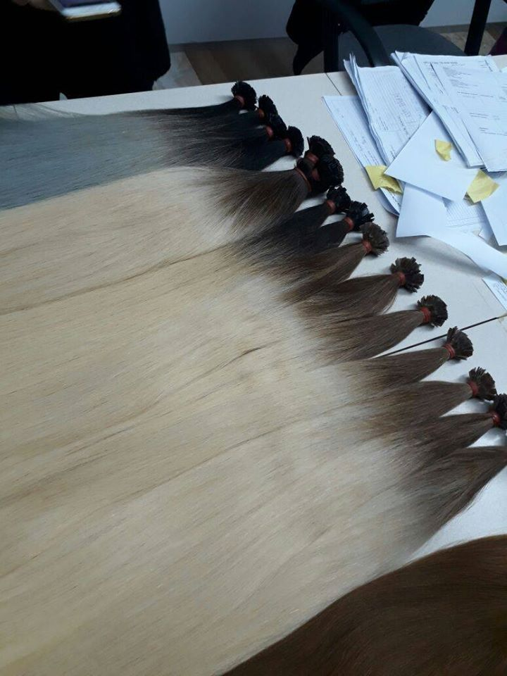 2020 Top Sell Vietnamese Flat in Hair Extensions Straight Silky Soft No Shedding Nor tangled Unproce