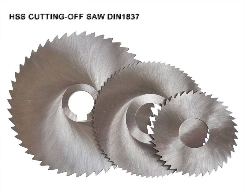 metal slitting saw blade