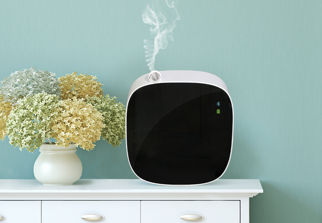 App control battery operated aroma diffuser A1