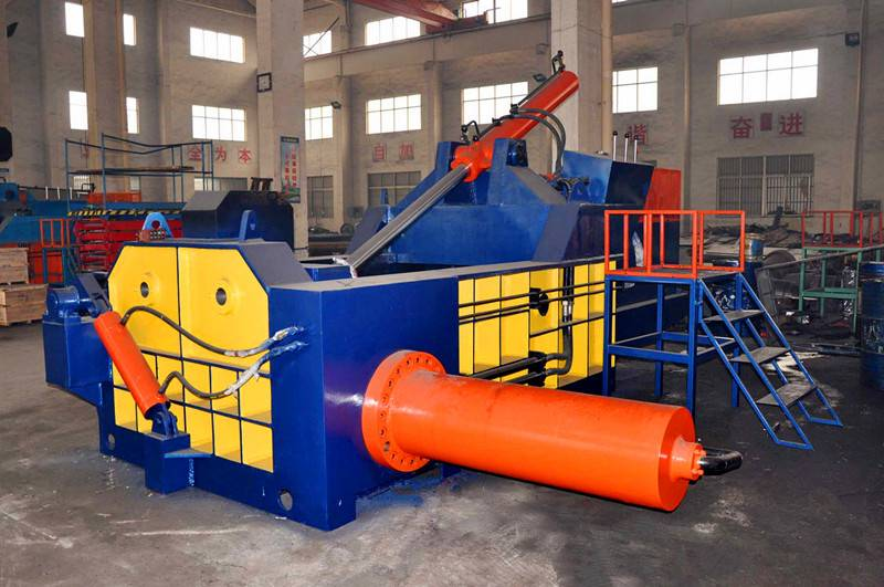 Metal Baler For Steel & Stainless