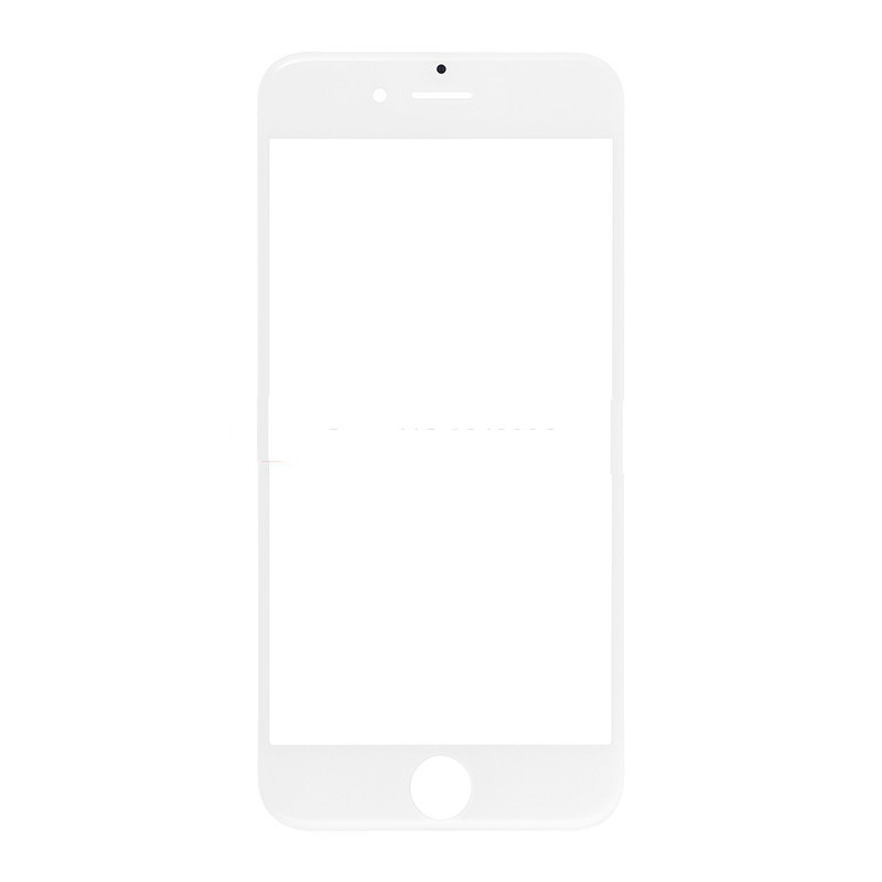 For Apple iPhone 6 Glass Lens Replacement - White