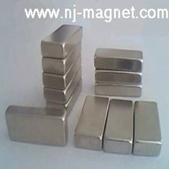 Strong Neodymium Magnet Customized Shaped Permanent Magnet