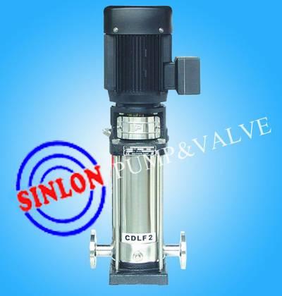 Multi-stage Pump