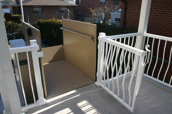 Wheelchair Lift Platform