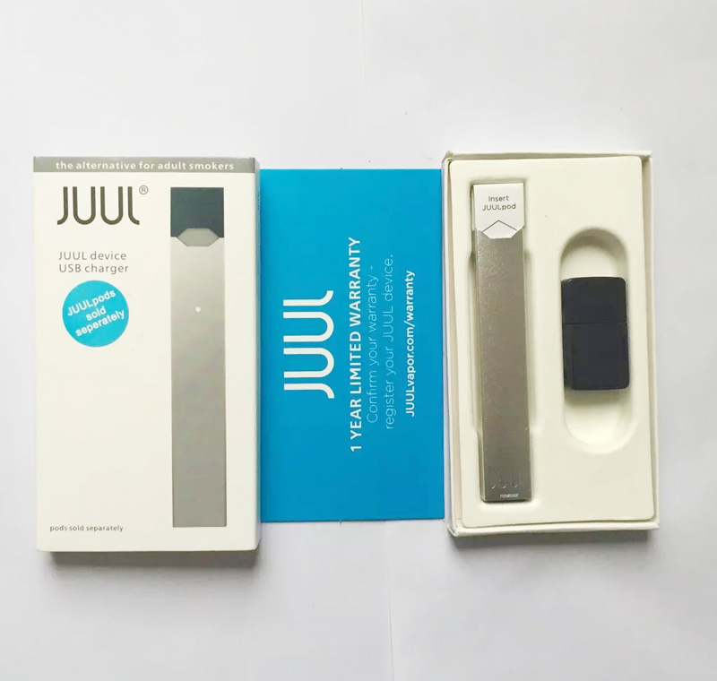 China factory wholesale high quality JUUL DEVICE kits +CHARGER STARTER KIT