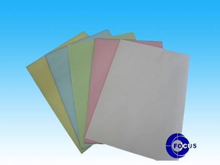 High quality NCR Paper in reel/sheet