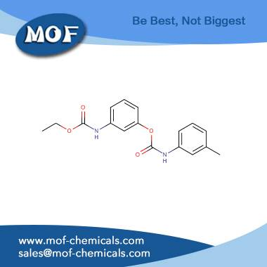 (3-Methylphenyl)carbamic acid 3-[(ethoxycarbonyl)amino]phenyl ester cas13684-44-1
