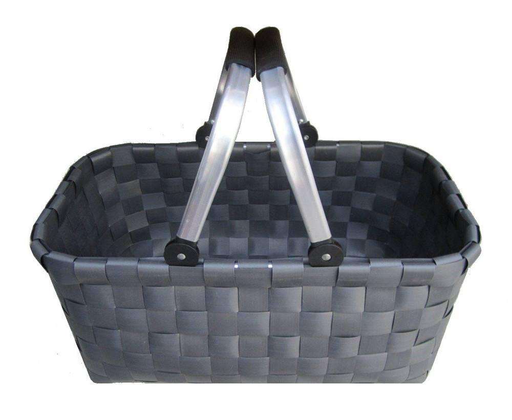 PE fashion shopping basket