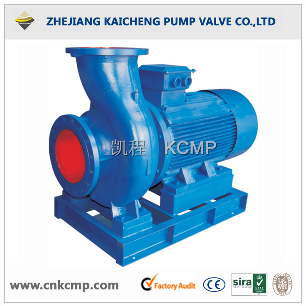 ISW Booster Circulation Water Pump